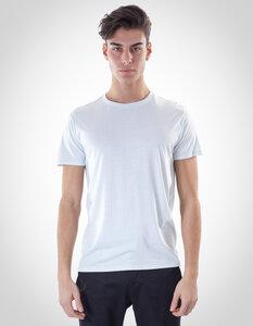 Daniel T-Shirt / Eis / Bambus & Bio-Baumwolle / Minimal - Re-Bello