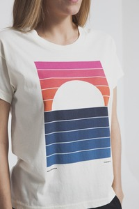 Sunrise Tee - thinking mu