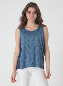 Bluse aus Tencel® und Bio-Baumwolle - ORGANICATION