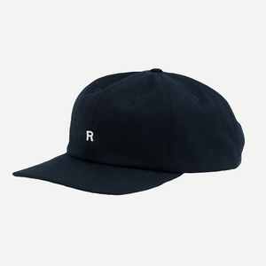 'R' Floppy Cap Blue - Rotholz