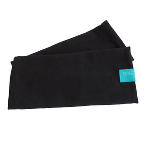 Armstulpen uni schwarz - bingabonga