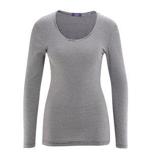 Damen Schlaf-Shirt Langarm EMILY - Living Crafts