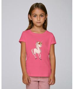 T-Shirt mit Motiv / Einhorn - Kultgut