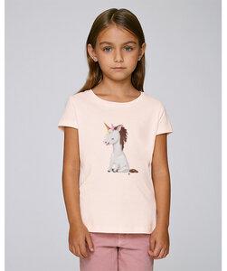 T-Shirt mit Motiv / Eishorn - Kultgut