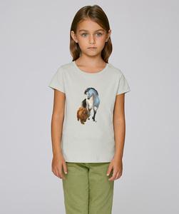 T-Shirt mit Motiv / Freundschaft - Kultgut