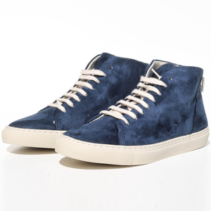 Fairticken Alvor Hi-Sneaker (blau, MF) - Fairticken