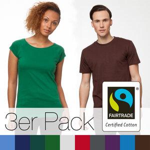 ThokkThokk Damen/Herren 3er Pack verschiedene Farben - THOKKTHOKK