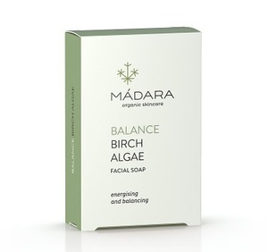 BALANCE Gesichtsseife Birke & Algen - MADARA