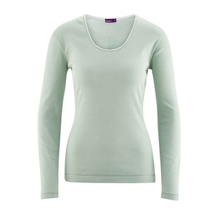 Damen Schlaf-Shirt Langarm - Living Crafts
