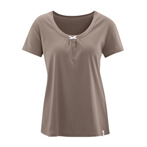 Damen Schlaf-Shirt Kurzarm - Living Crafts
