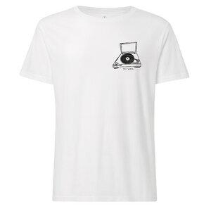T-Shirt Weiß Bio & Fair // TT02 Herren // 100for10 50centillustrations - THOKKTHOKK