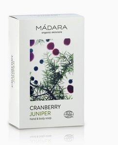 Cranberry & Wacholder Hand- & Körperseife  - MADARA