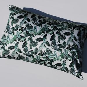 Kissenhülle Kissen Jungle Print/ grün - JAN N JUNE