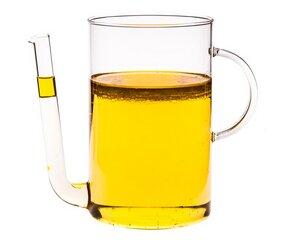 Fetttrenner aus Glas 1,2 Liter - Trendglas Jena