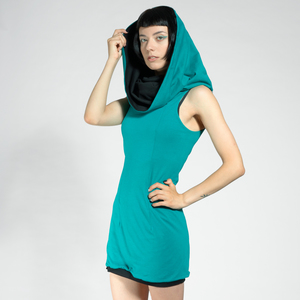 HYBRID - 4inONE Sommerkleid -diverse Farben! - LASALINA