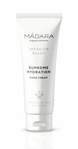 Infusion Blanc Supreme Hydration hand cream - MADARA