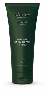 Infusion Vert Intense Antioxidant body cream - MADARA