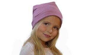 Kindermütze aus Baumwolle Made in Germany - Sehr bequem & warm - Lou-i