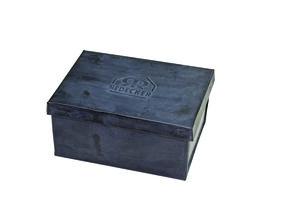 Seifendose, Seifenkästchen aus Metall - Redecker Bürstenhaus