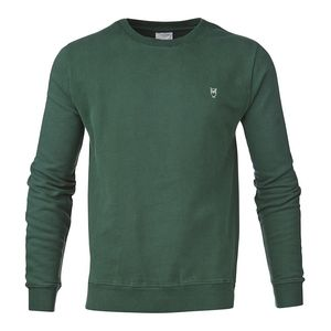 Basic Sweat Greener Pastures - KnowledgeCotton Apparel