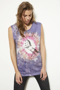 SHIRT UNICORN TROPICAL SUNSET - Hati-Hati