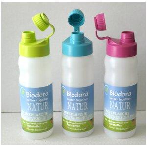 Sportflaschen im Set - Biodora