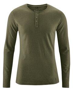 Herren Langarm-Shirt Daniel - HempAge