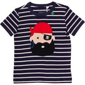 'Green Cotton'  T-Shirt Pirat - Green Cotton