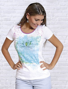 Shirt Seerose - The Spirit of OM