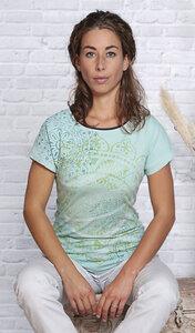 "T-Shirt ""Mandala-Dream"" mint - The Spirit of OM"