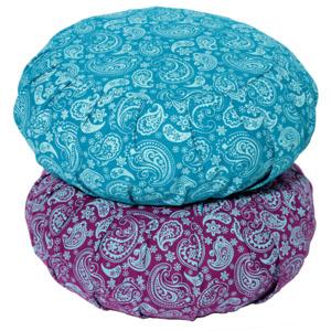Meditationskissen PAISLEY-ZAFU Lotus Design® - Lotus Design