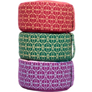 Meditationskissen CHAKRA-STYLE Lotus Design® - Lotus Design