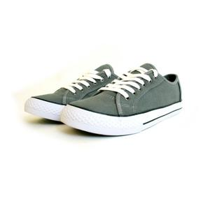 Green&Fair Sneaker grey/white LoCut - green&fair
