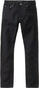 Tilted Tor Dry Cold Black - Nudie Jeans