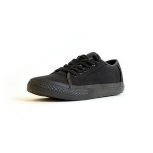 Green&Fair Sneaker black/black LoCut - green&fair