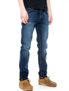 Dude Dan Ink Navy - Nudie Jeans