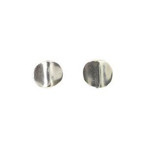Ohrstecker MACAWI, 925er Silber, nickelfrei, handmade - GLOBO Fair Trade