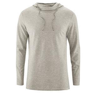 Herren Langarm-Shirt NICK - HempAge