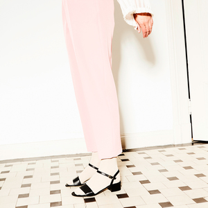 Strappy Sandal #sul  - NINE TO FIVE