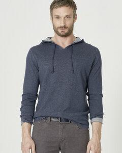 Herren Kapuzen-Pullover JIM - HempAge