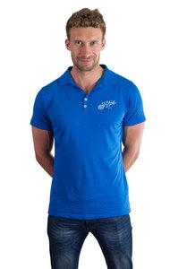 Fairwear Modal Polo Men Blau - Life-Tree