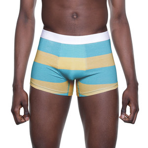 "Trunk Short ""Tight Tim""Block Stripes - VATTER"