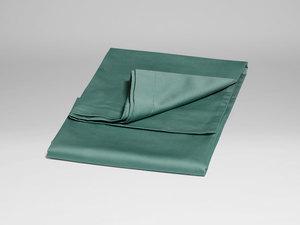 Kissenbezug Baumwollsatin Deep Green - Yumeko