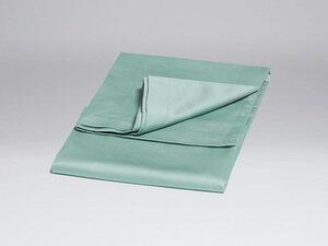 Kissenbezug Baumwollsatin Sea Green - Yumeko