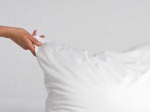 Kissen Kapok 40x80 Medium - Yumeko