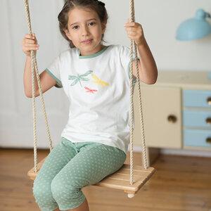 Living Crafts Mädchen-Schlafanzug - Living Crafts