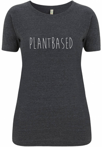 Recycling PLANTBASED Damenshirt - WarglBlarg!