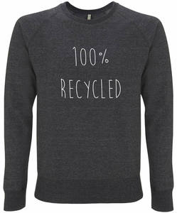 Recycling RECYCLED unisex Pullover - WarglBlarg!