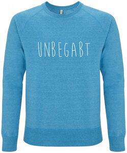 Recycling UNBEGABT unisex Pullover - WarglBlarg!