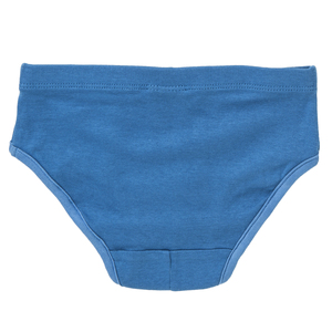 Jungenslip - blau - People Wear Organic